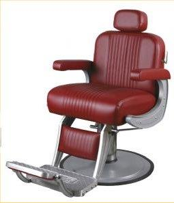 B40 Cobalt Barber Chair